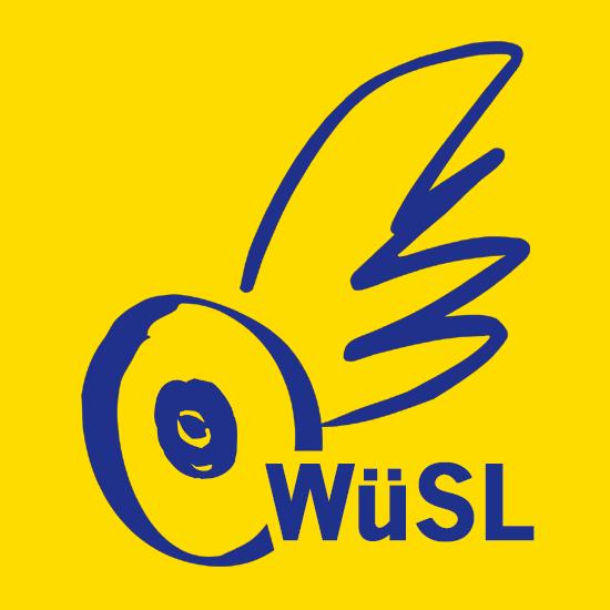 Startseite: WüSL Logo